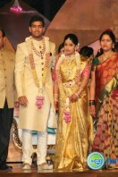 Dil Raju Daughter's Engagement Stills (20)