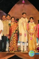 Dil Raju Daughter's Engagement Stills (34)