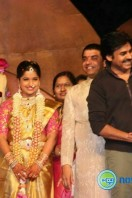Dil Raju Daughter's Engagement Stills (40)