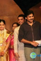 Dil Raju Daughter's Engagement Stills (41)