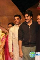 Dil Raju Daughter's Engagement Stills (42)