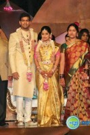 Dil Raju Daughter's Engagement Stills (95)