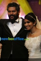 Jean paul lal wedding reception photos