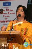 Lakshmi at 11th International Film Festival Stills