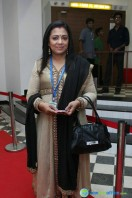 Poornima Bhagyaraj @ 11th CIFF Inaugural Function Photos