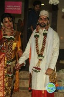 Sameera Reddy Marriage Photos (5)