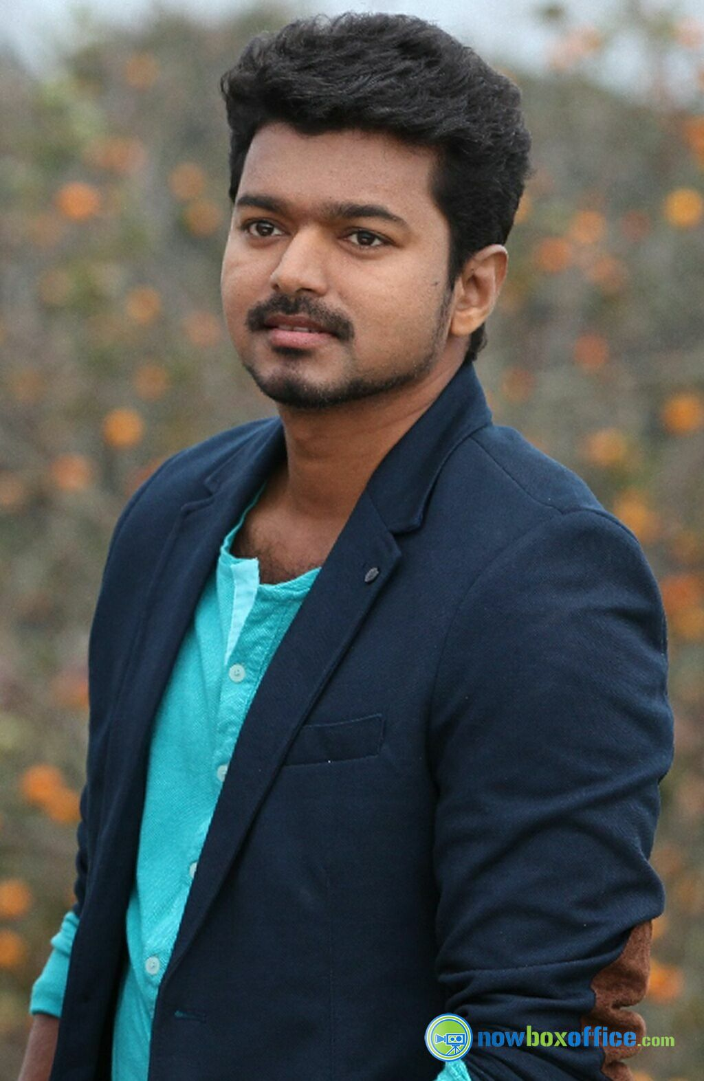 Joseph Vijay Stills Vijay New Photos In Jilla 2