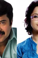 Aparna with Mammootty!