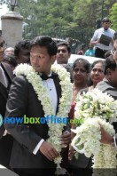 Meera Jasmine marriage photos (1)
