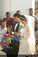 Meera Jasmine marriage photos (5)