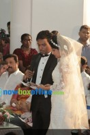 Meera Jasmine marriage photos (6)