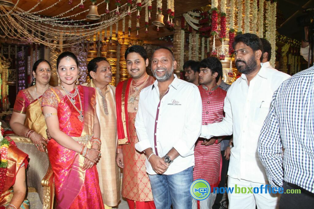 Surya CMD Daughter Tejaswini Marriage Gallery Surya CMD Daughter Marriage Photos 6