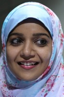 Swati Reddy plays a Muslim girl