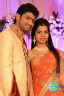 T Rajendar Daughter Wedding Reception Stills