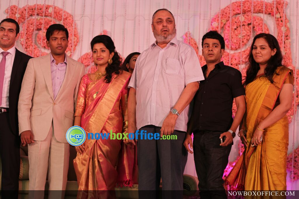 Meera Jasmine wedding reception photos » meera jasmine reception (12)