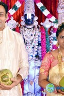 BVSN Prasad Daughter Marriage Stills