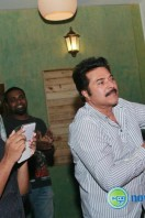 Mammootty's Gangster First Look Poster Launch (14)