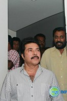Mammootty's Gangster First Look Poster Launch (19)
