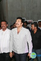 Mammootty's Gangster First Look Poster Launch (2)