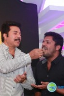 Mammootty's Gangster First Look Poster Launch (31)