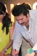 Mammootty's Gangster First Look Poster Launch (35)