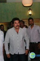 Mammootty's Gangster First Look Poster Launch (8)