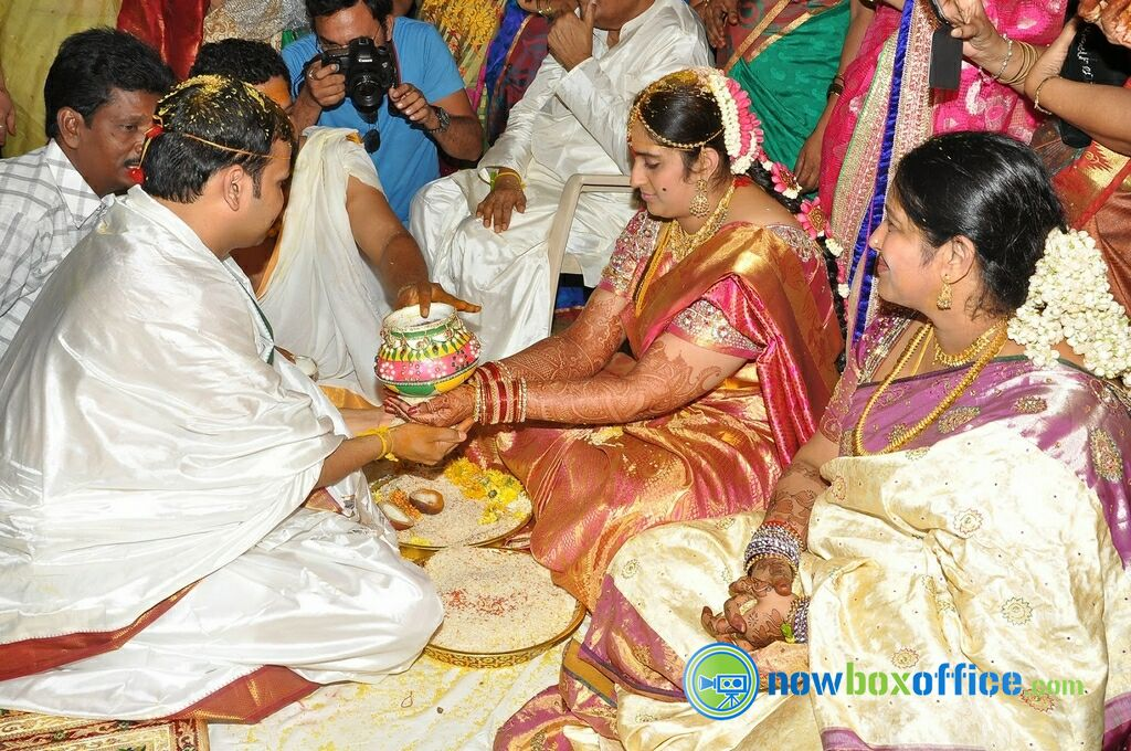 Kavitha subramaniam daughter wedding