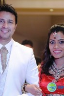 Raja-Amritha Marriage Reception Stills