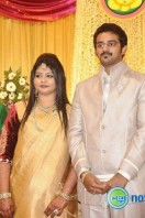 Ramarajan and Nalini Son Marriage Reception Stills