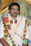 Ramarajan-Nalini Son Marriage Photos
