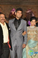 Dil Raju Daughter Marriage Reception Stills (1)