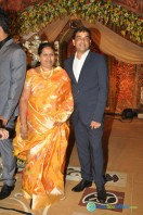 Dil Raju Daughter Marriage Reception Stills (10)
