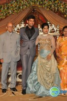 Dil Raju Daughter Marriage Reception Stills (11)