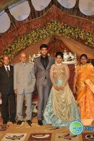 Dil Raju Daughter Marriage Reception Stills (13)