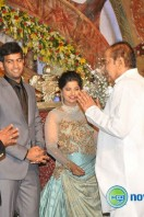 Dil Raju Daughter Marriage Reception Stills (14)