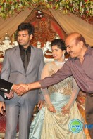 Dil Raju Daughter Marriage Reception Stills (16)