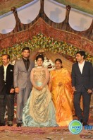 Dil Raju Daughter Marriage Reception Stills (17)