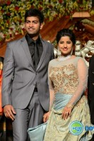 Dil Raju Daughter Marriage Reception Stills (19)