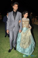 Dil Raju Daughter Marriage Reception Stills (2)