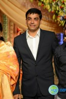 Dil Raju Daughter Marriage Reception Stills (21)