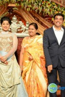 Dil Raju Daughter Marriage Reception Stills (22)