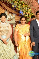 Dil Raju Daughter Marriage Reception Stills (25)