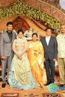 Dil Raju Daughter Marriage Reception Stills (26)