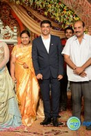 Dil Raju Daughter Marriage Reception Stills (32)
