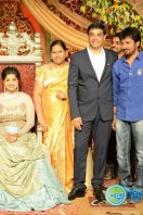 Dil Raju Daughter Marriage Reception Stills (34)