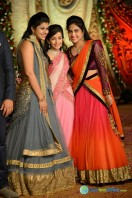 Dil Raju Daughter Marriage Reception Stills (37)