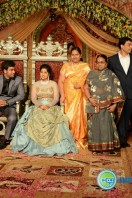 Dil Raju Daughter Marriage Reception Stills (39)