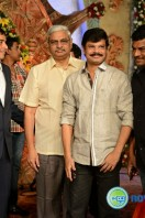 Dil Raju Daughter Marriage Reception Stills (40)