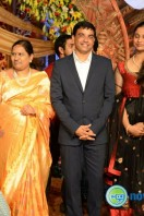 Dil Raju Daughter Marriage Reception Stills (44)