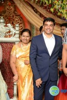 Dil Raju Daughter Marriage Reception Stills (49)